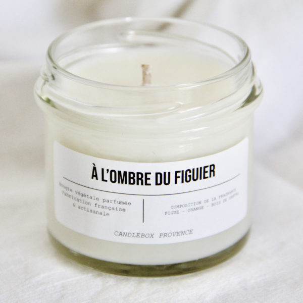 bougie figuier provence